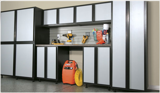Tech Series, Storage Cabinet  Naples